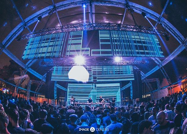 Binaryh conta como foi a experiência de tocar no D-EDGE Festival