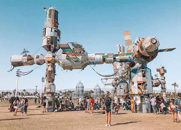 Coachella: Guia de sobrevivência no festival