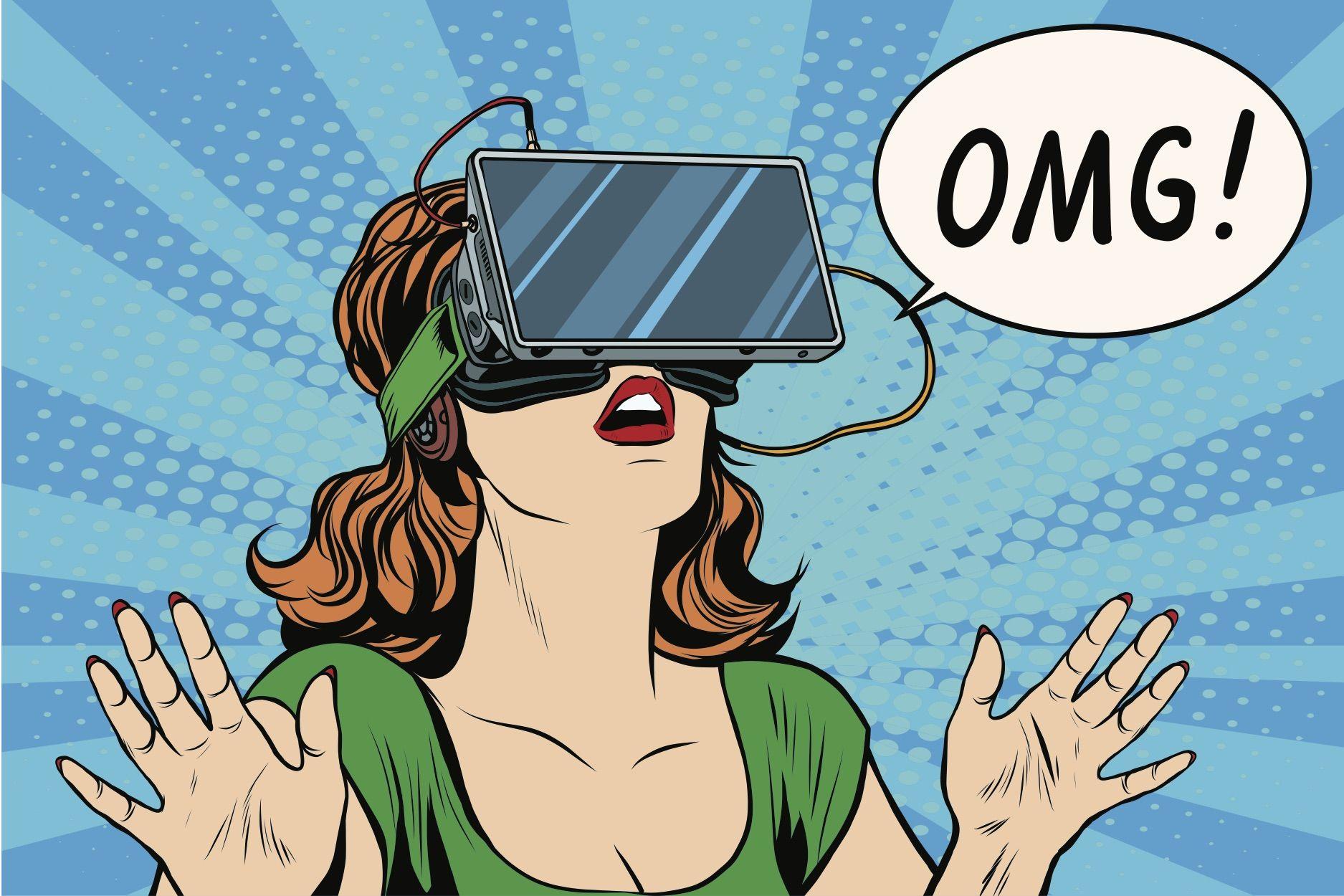 A realidade virtual e o futuro dos shows ao vivo