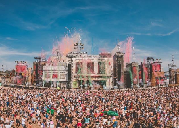 Conheça o Parookaville, festival vizinho ao Tomorrowland