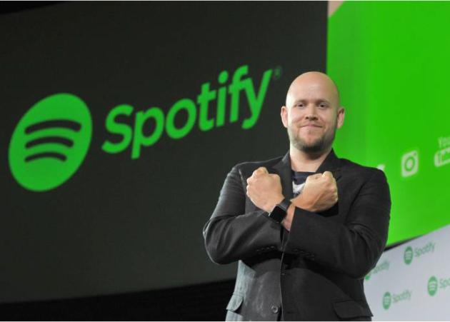 Spotify divulga seus resultados no ano e revela planos para o futuro