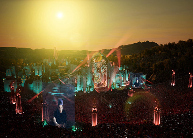 Tomorrowland 2020: Beck's convida brasileiros a curtirem o festival dentro de casa