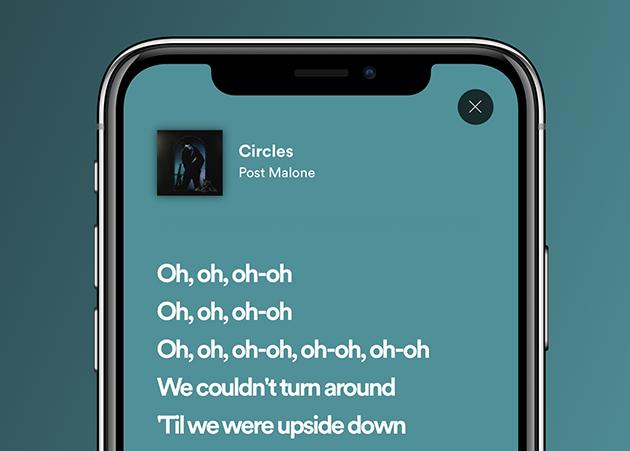 Como adicionar letras de músicas no Spotify, Apple Music e no stories do Instagram