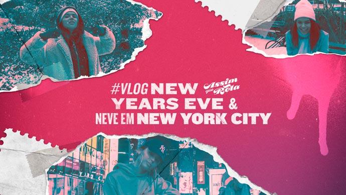 NYE Eve e Neve em NYC