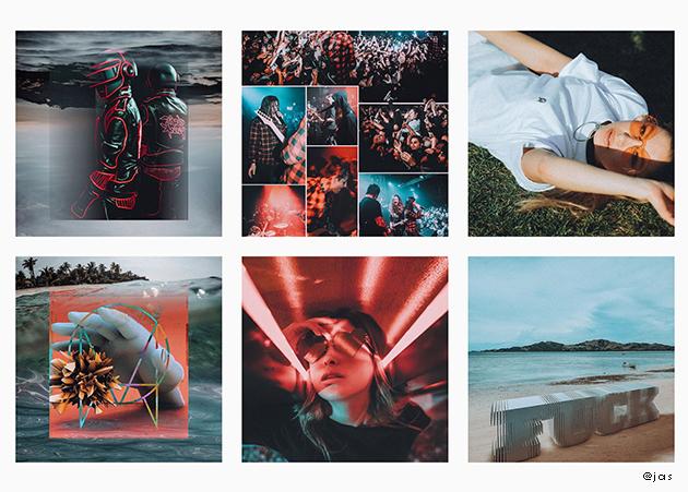Como planejar o feed do Instagram