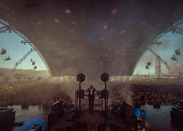 Coachella divulga lineup 2019: 60 dos 164 artistas são eletrônicos