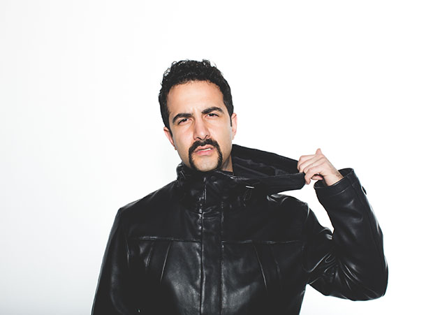 Entrevista com Valentino Khan