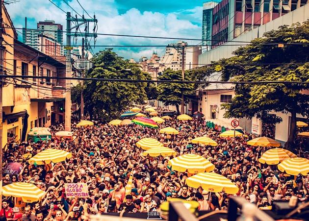 Confira a programação eletrônica do Carnaval 2020, vem pular com a gente