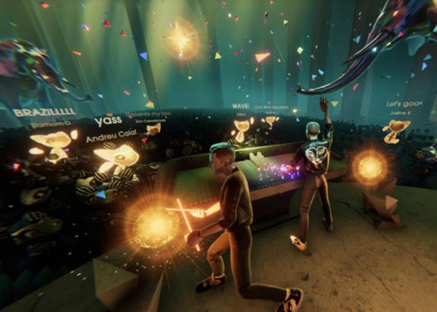 Em tempos de crise, a realidade virtual está reinventando a indústria do entretenimento