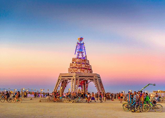 Burning Man divulga o tema da edição de 2022